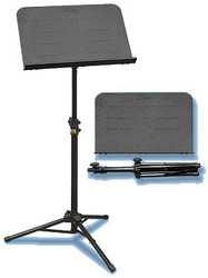 Hamilton Orchestra Stand 2 Section Black