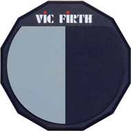 """Vic Firth Single Sided/Divided, 12"""" Practice Pad"""