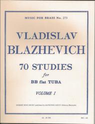 70 Studies Vol.1, Tuba