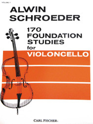 170 Foundation Studies, Cello