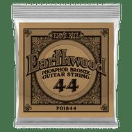 Single Ernie Ball Earthwood Phosphor Bronze Acoustic Guitar .044 (B1844)