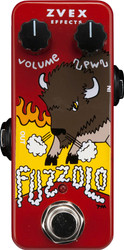 ZVEX Fuzzolo Guitar Effects Pedal