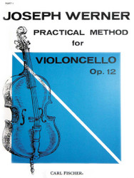 Practical Method For Violincello, Opus 12, Cello