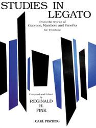 Studies In Legato, Trombone