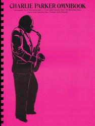 Charlie Parker - Omnibook, For B-Flat Instruments, Bb Instruments