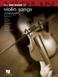 Big Book Of Violin Songs, Violin