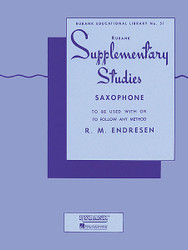 Supplementary Studies, Saxophone