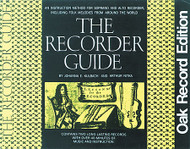 The Recorder Guide, Oak Record Edition