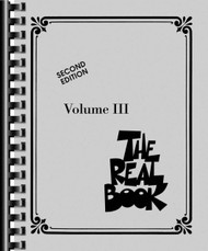 The Real Book - Volume IIi, C Edition