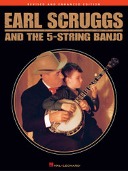 Earl Scruggs And The 5-String Banjo, Revised And Enhanced Edition, Book Only