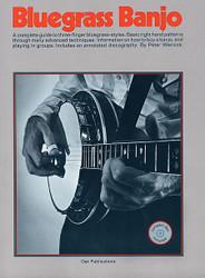 Bluegrass Banjo, Book/Cd Pack