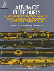 Album Of Flute Duets, For Two Flutes