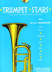 Trumpet Stars - Set 2, Book/Cd Pack