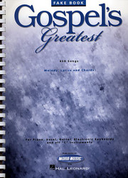 Gospel's Greatest, Melody/Lyrics/Chords