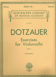 Exercises For Violoncello - Book 1, Cello Method