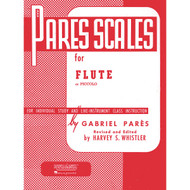 Pares Scales, Flute Or Piccolo
