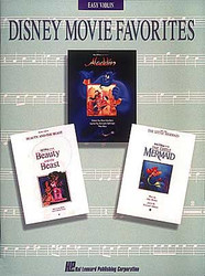 Disney Movie Favorites, Easy Violin Instrumental Solos, Easy Violin