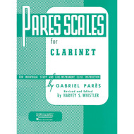 Pares Scales, Clarinet