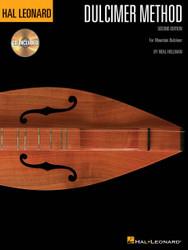 Hal Leonard Dulcimer Method - 2Nd Edition, For Mountain Dulcimer, Book/Cd Pack