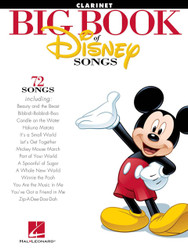 The Big Book Of Disney Songs 1