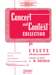 Concert And Contest Collection For C Flute