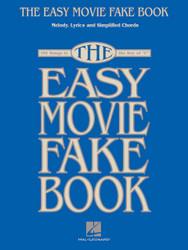 Easy Movie Fake Book C Edition
