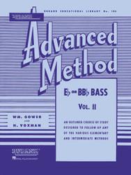 Rubank Advanced Method, Vol. 2 - Bass/Tuba (B.C.)