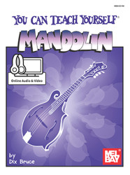 You Can Teach Yourself Mandolin (Book + Online Audio/Video)