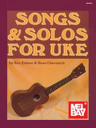 Songs & Solos For Uke