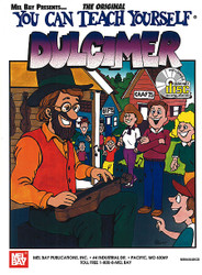 You Can Teach Yourself Dulcimer Book/Cd Set