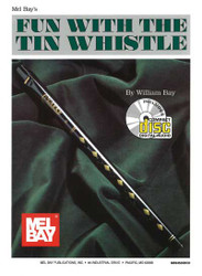 Fun With The Tin Whistle Book/Cd Set