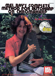 Complete Method For Autoharp Or Chromaharp Book/Cd Set