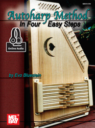 Autoharp Method - In Four Easy Steps (Book + Online Audio)