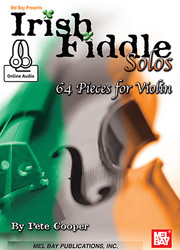 Irish Fiddle Solos (Book + Online Audio)