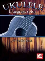 Ukulele Bluegrass Solos By Ondrej Sarek - Book - Ukulele (Soprano)