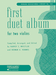 First Duet Album For Two Violins, In Elementary First Position