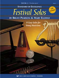 Standard Of Excellence:Festival Solos Bk 2, Piano Accompaniment