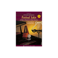 Standard Of Excellence: Festival Solos, Book 1 - Piano Accompaniment