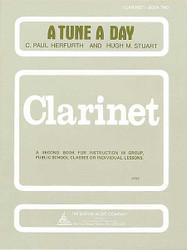 A Tune A Day - Clarinet, Book 2
