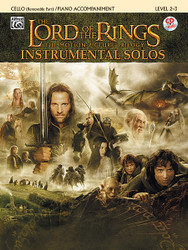 The Lord Of The Rings Instrumental Solos For Strings 1