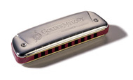 Hohner 542 Golden Melody Harmonica - Key of F