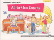 Alfred's Basic All-In-One Course, Book 1 Lesson * Theory * Solo
