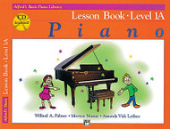 Alfred's Basic Piano Course: Lesson Book 1A 1