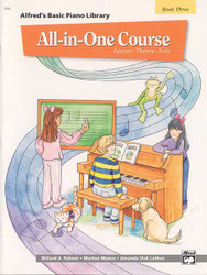 Alfred's Basic All-In-One Course, Book 3 Lesson * Theory * Solo