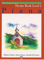Alfred's Basic Piano Course: Hymn Book 2