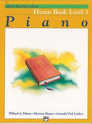Alfred's Basic Piano Course: Hymn Book 3