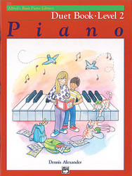 Alfred's Basic Piano Course: Duet Book 2