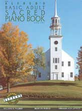 Alfred's Basic Adult Piano Course: Sacred Book 2
