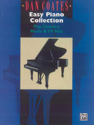 Dan Coates Easy Piano Collection (Pop, Country, Movie & Tv Hits)