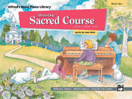 Alfred's Basic All-In-One Sacred Course, Book 1 Lesson * Theory * Solo